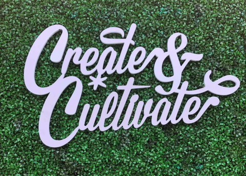 An inspirational and a must be here event: Create &Cultivate